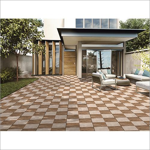 Cubix Clay Vitrified Floor Tiles