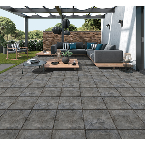 Polo Grey Vitrified Floor Tiles