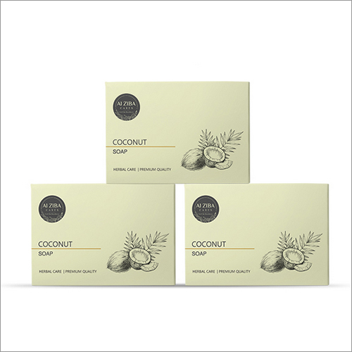 Herbal Coconut Bath Soap Combo Pack