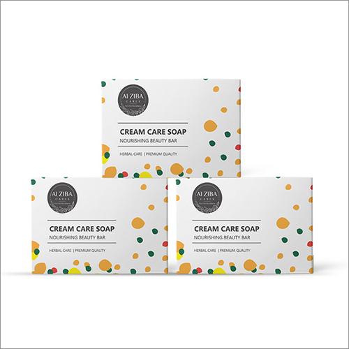 Herbal Cream Care Bath Soap Nourished Skin Combat Pack