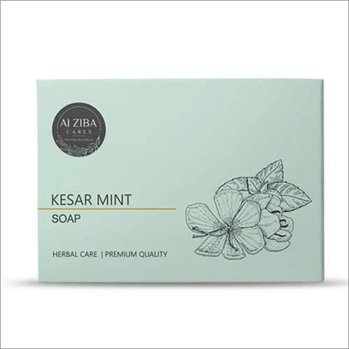 Kesar Mint Herbal Bath Soap 100 Gm
