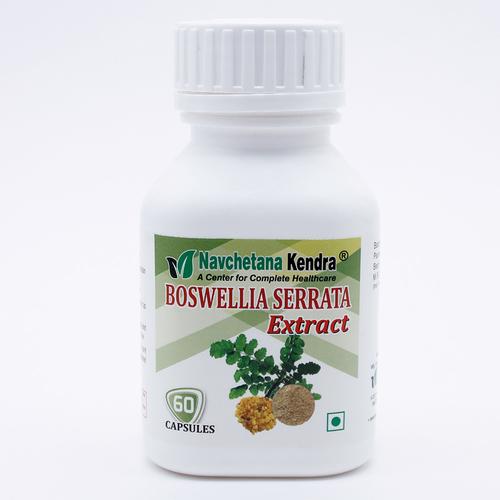 Boswellia Serrata Extract Capsules
