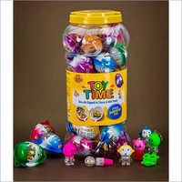 Toy Time Jars