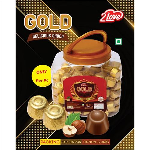 Choco Gold Jars