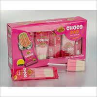 Choco Strawberry Bars