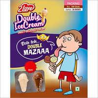 Double Ice Cream Liquid Chocolates
