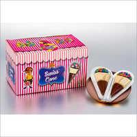 Swiss Cone Liquib Chocolates