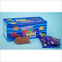 Dark Fish Chocolates