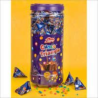 Choco Triangle Chocolate Beans
