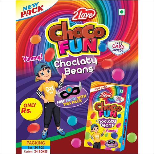Choco Fun Chocolate Beans