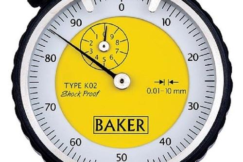 BAKER GAUGES K03 Plunger Dial Gauge  MODEL 56