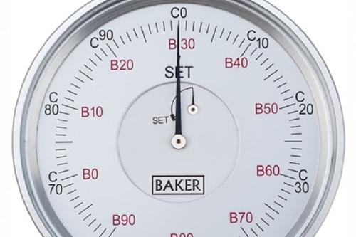 BAKER GAUGES Hardness Tester Dial Gauge
