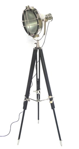 Floor Search Light With Stand