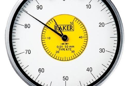 BAKER GAUGES K72 Plunger Type Dial Gauge – MODEL 88