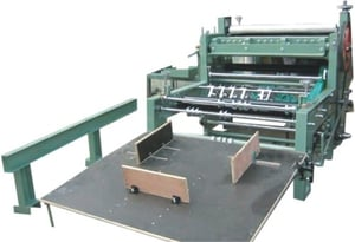 Paper Roll To Sheet Cutting Machinery