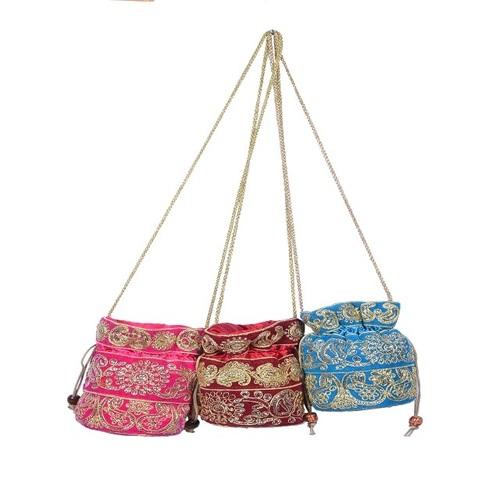Fancy Ladies Potli Bag
