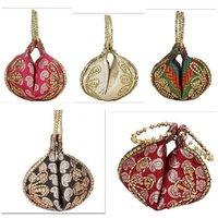 Potli Bag With Handle