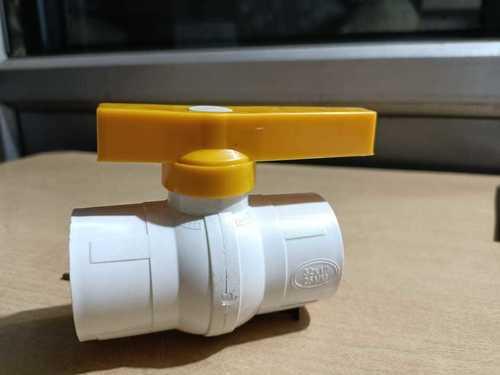u pvc ball valve