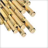 Forging Brass Rod