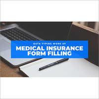 Medical Insurance Form Filling Services