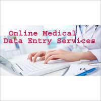 Online Medical Data Entry Services