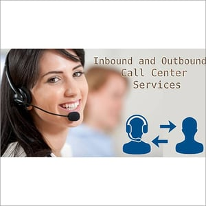 Inbound And Outbound Call Center Services
