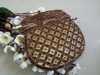 Traditional Ethnic Party Hand Potli Bag