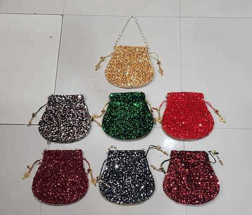 Handicraft New Designer Potli Bag