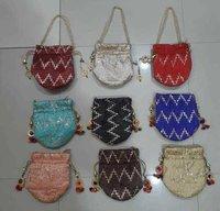 Ethnic Fashion Potli Bag Purse