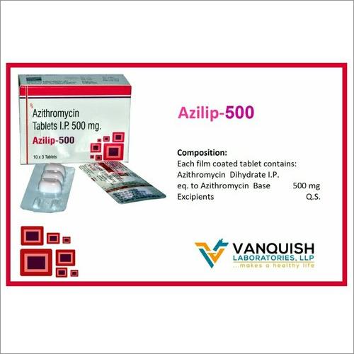 AZILIP-500 Tablet