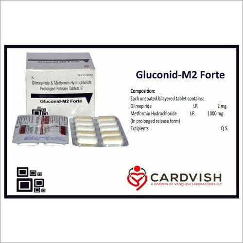 GLUCONID-M2 FORTE