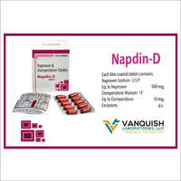 Naproxen And Domperidone Tablets