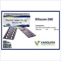 200 MG Rifaximin Tablets