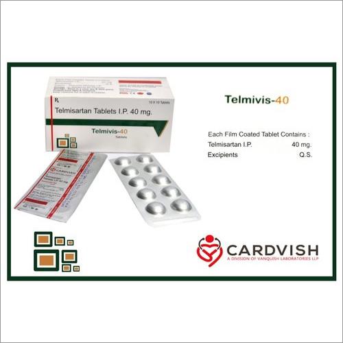 TELMIVIS-40 TAB