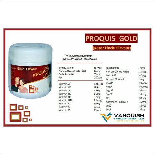 PROQUIS-GOLD POWDER