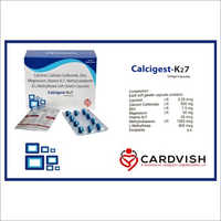 Calcitriol Calcium Carbonate Zinc Magnesium Vitamin K27 Methylcobalamin And L-Methylfolate Soft Gelatin Capsules