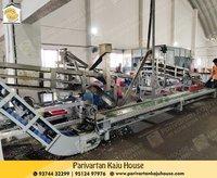 Kaju Scooping Machine