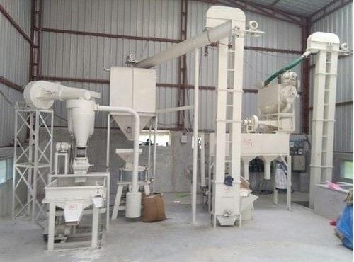 Fully Automatic Mini Atta Chakki Plant