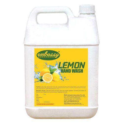 Lemon Hand Wash 5 Litre
