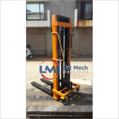 2 Ton Hydraulic Pallet Stacker