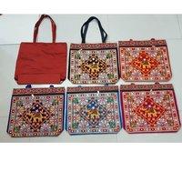 Traditional Printed Jaipuri Shoulder Bag