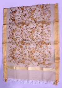 Embroidery Work Fancy Dupatta