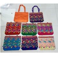 Indian Handmade Embroidered Bag