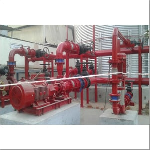 Fire Hydrant System And Equipments