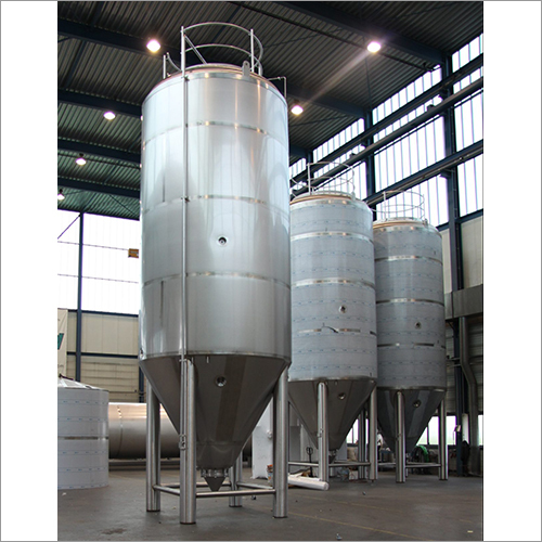Beeer Storage Tanks