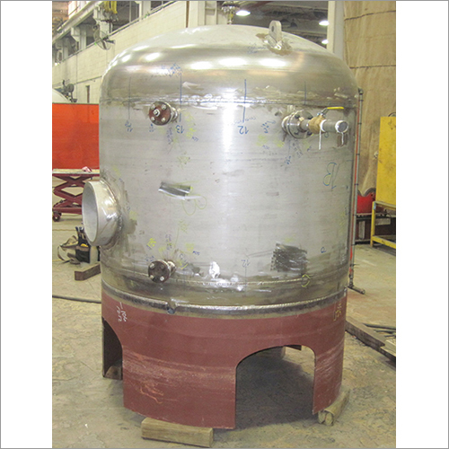 Chilled Water Expansion ASME Pressure Vessel Stainless Tanks