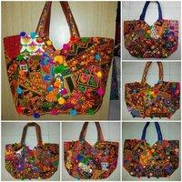 Indian Women Cotton Hand Vintage Banjara Bag