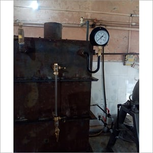 Steam Boiler Low Pressure And Steam Cooking System