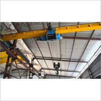 Electric Single Girder Eot Crane