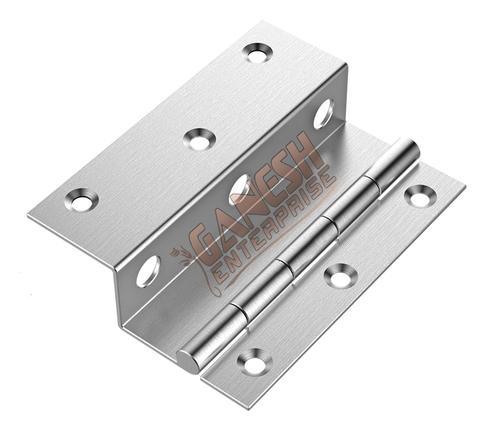 Steel L Hinges